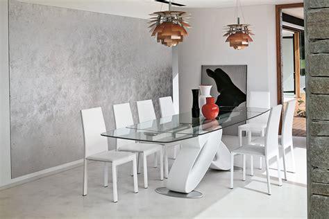 tavoli ricci casa tavoli piano in vetro gambe protagoniste cose di casa