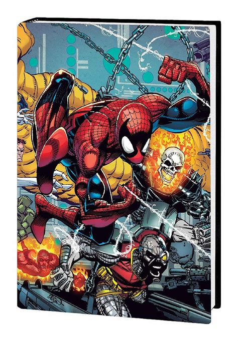 libro spider man by david michelinie buy graphic novels trade paperbacks spider man by david michelinie erik larsen omnibus hc