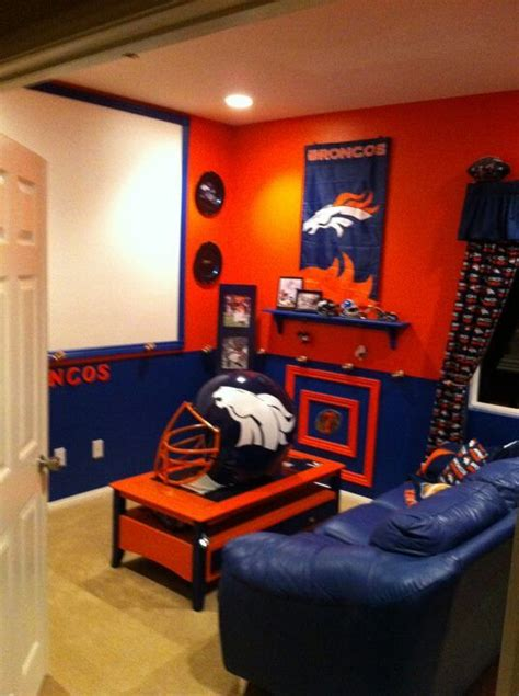 denver broncos bedroom 60 best bronco bedroom images on pinterest broncos fans