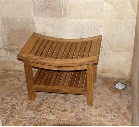 wood shower bench how to build of wood teak shower bench now cycling design