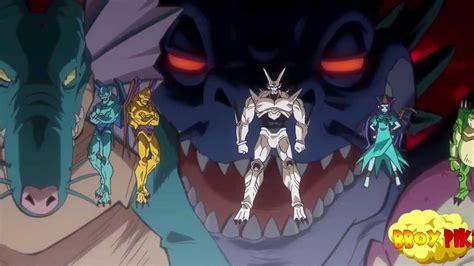 imagenes de goku oscuro los dragones oscuros batalla final dragon ball youtube