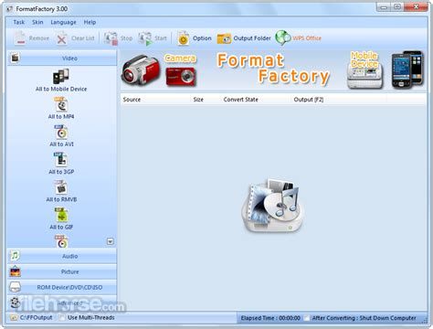 format factory video cutter free download format factory alternative for mac