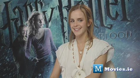 hermione granger in the 1st movoe emma watson hermione talks about kissing rupert grint
