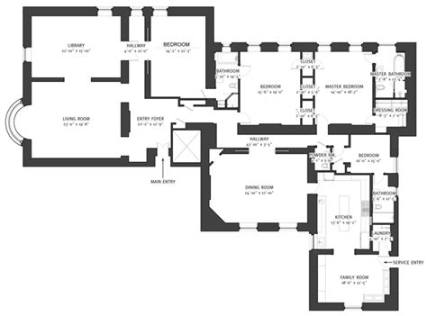 the dakota floor plan 1 west 72nd st 37 in upper west side manhattan streeteasy