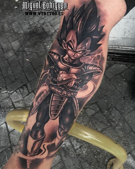 Epic Dragon Ball Z Tattoos That Will Blow Your Mind Z Tattoos