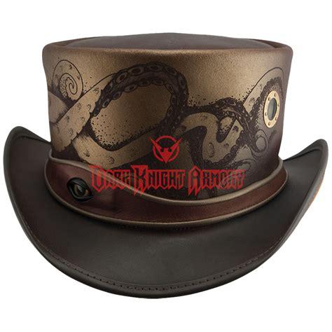 Waits Bag Armoure kraken steunk top hat steunk top hat