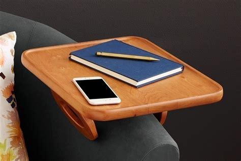 sofa arm accessory table arm table