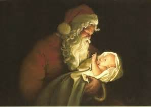 santa and baby jesus graphics for santa and baby jesus graphics www