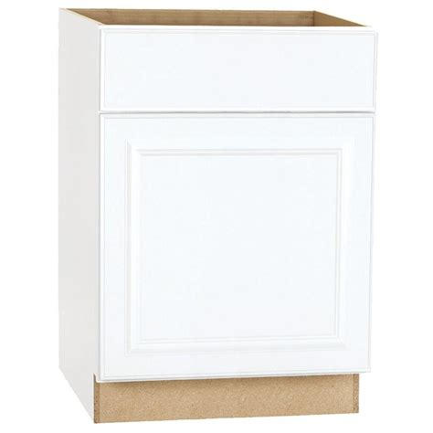 Cabinet Door Glides Hton Bay Hton Assembled 24x34 5x24 In Base Kitchen Cabinet With Bearing Drawer