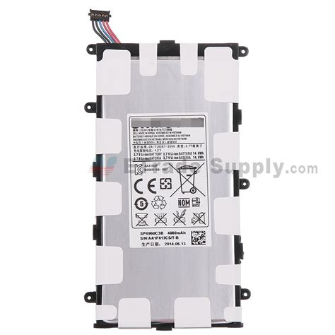 Battery Batre Samsung Galaxy Tab 2 7 0 P3100 samsung galaxy tab 2 7 0 p3100 p3110 battery etrade supply
