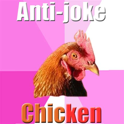 Anti Joke Chicken Meme - anti joke chicken meme on the app store on itunes