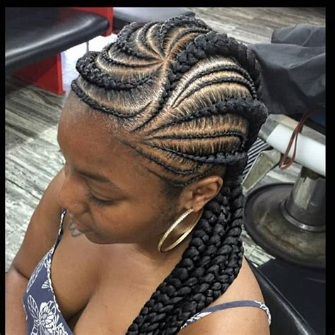 black braids hairstyle for sixty 60 hot amazing braided hairstyles