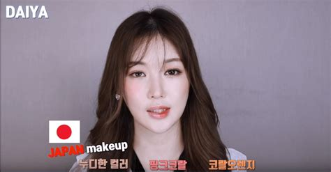 Make Up Di Jepang up youtuber daiya ungkapkan perbedaan make up orang