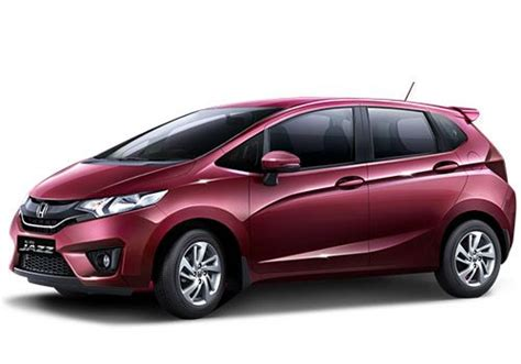cars price honda jazz price in india review pics specs mileage