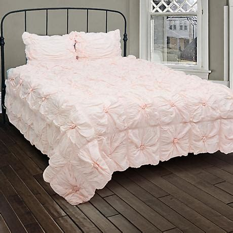 light pink bed set georgette taupe quilted comforter set 6m705 www
