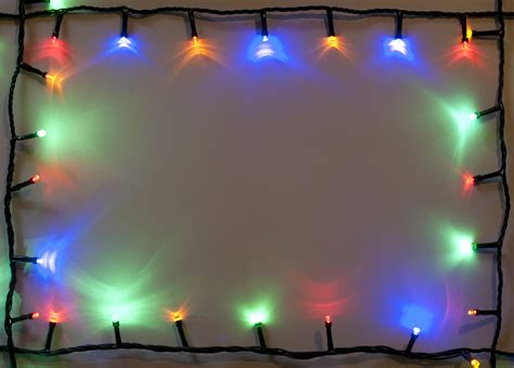Christmas Lights Border Pictures To Pin On Pinterest Border Lights