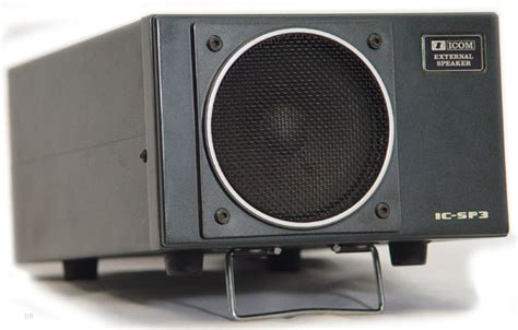 Speaker Icom Sp5 Original Icom icom ic sp3 base speaker