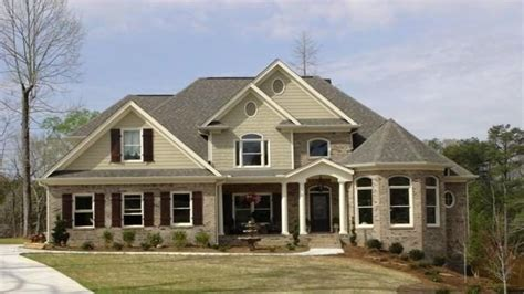 Two Story Colonial House Plans by 2 Story Colonial Style House Plans 4story Colonial 1