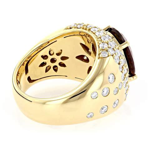 Gold Fashion Nersels Designer Trendy Gold Jewelry by Designer Jewelry Luxurman Fashion Garnet