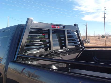 Headache Racks Tumbleweed Mfg Custom Truck Headache