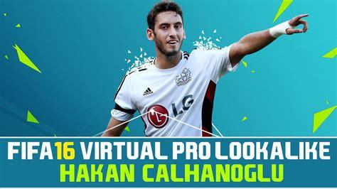 Fifa Mba Internship by Fifa 16 Pro Lookalike Tutorial Hakan