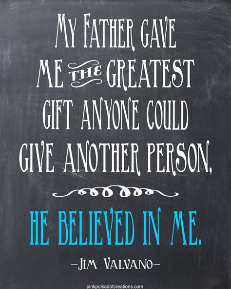 printable daddy quotes thursday s thought my father gave me free printable