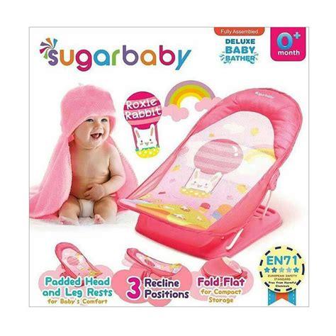 Promo Sugar Baby Deluxe Baby Bather jual sugar baby roxie rabbit deluxe baby bather