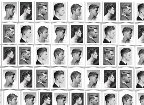 men hairstyles through the years best short long hairstyles for men 2018 haircuts