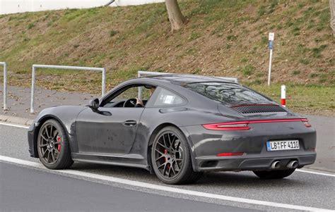 2019 New Porsche 911 by 2019 Porsche 911 Picture 694680 Car Review Top Speed