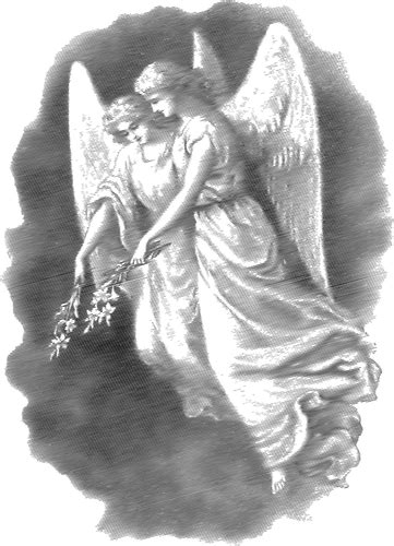 angels public domain vectors