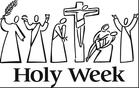 printable holy week coloring book free printable lent coloring pages catholic lenten