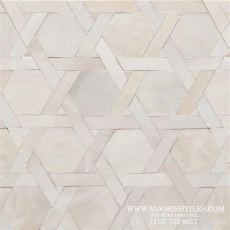 White Moroccan Wall