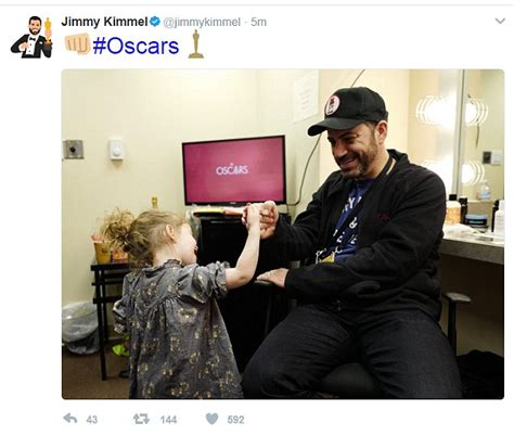 jane fondashaghaircut 2015 jimmy kimmel show oscars 2017 jimmy kimmel fist bumps daughter jane daily