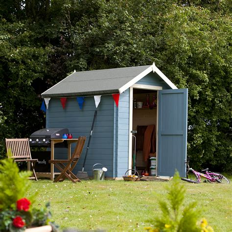 Garden Shed Log Cabin by Billyoh 8 X 6 19mm Log Cabin Heavy Duty Garden Shed Garden