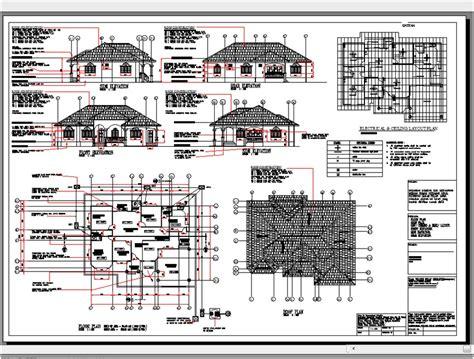 pelan rumah lengkap design rumah banglo 2 tingkat modern contoh z