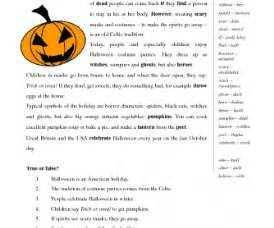 halloween for elementary students
