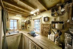the tiny tack house wooden mobile home built trailer small houses pinterest cabins homes and