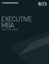 Executive Mba Tech Cost by Executive Mba Of Technology Sydney