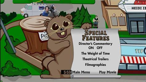groundhog day special edition 1993 imdb groundhog day 1993 dvd menus