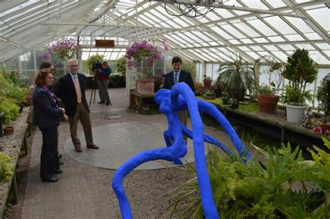 Erie Botanical Gardens 5 22 15 New Installation Adds To Beautiful Blooms At Botanical Gardens Erie County