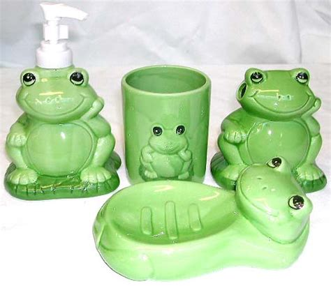 frog bathroom accessories frog bathroom bathroom accessories and frogs on pinterest
