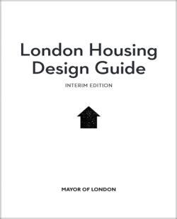 london housing design guide london homes design guide house design plans