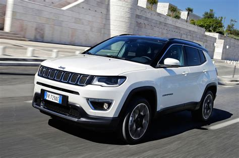 jeep limited review jeep compass multijet 140 limited 2017 review autocar