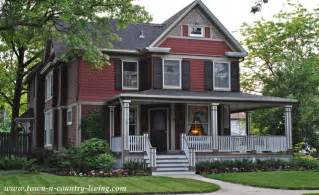 historic homes home tour in the historic district of naperville illinois town country living