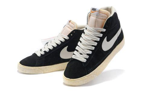 Nike Blazer Vintage Damen 1043 by Nike Blazer Damen Schwarz Hotel4alle De