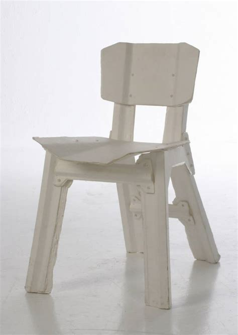 Paper Chairs by Paper Chair By Jeroen Wand
