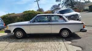 1979 Volvo 242 Gt For Sale Cool Box 1979 Volvo 242 Gt But Trusty