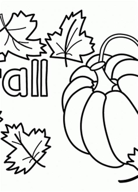 autumn vegetables coloring pages fall coloring pages for kids prinable free autumn