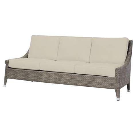 saltwater couch signe coastal modern faux rattan salt outdoor sofa kathy