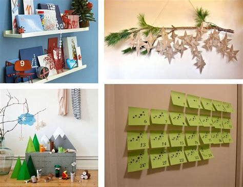 Calendrier Avent Do It Yourself Do It Yourself Le Calendrier De L Avent Paperblog